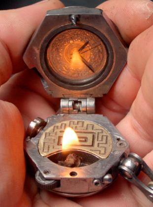 Feueruhr