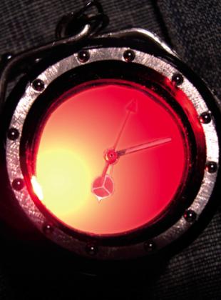 Automatische Uhr